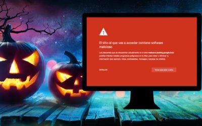 ¿Tu página web da mucho miedo, no sólo en Halloween?