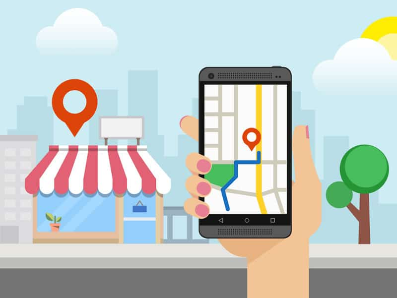 google my business en ecommerce