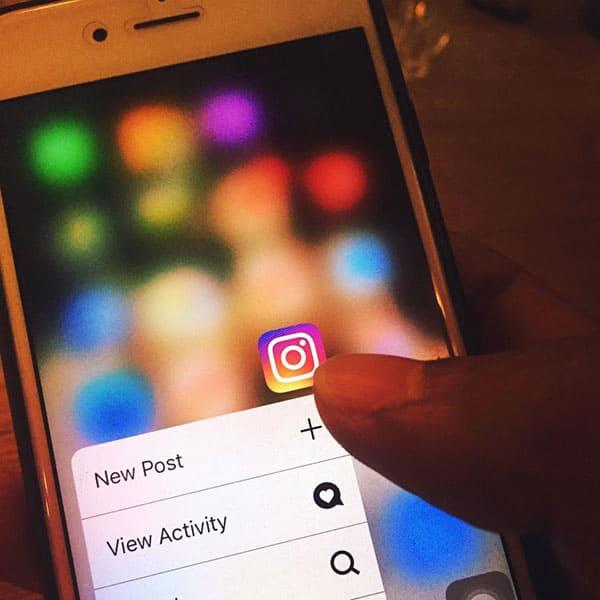 gestion de instagram para tu negocio en Castellon