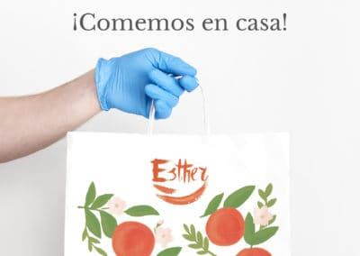 Pastelería Esther – ¡Comemos en Casa!