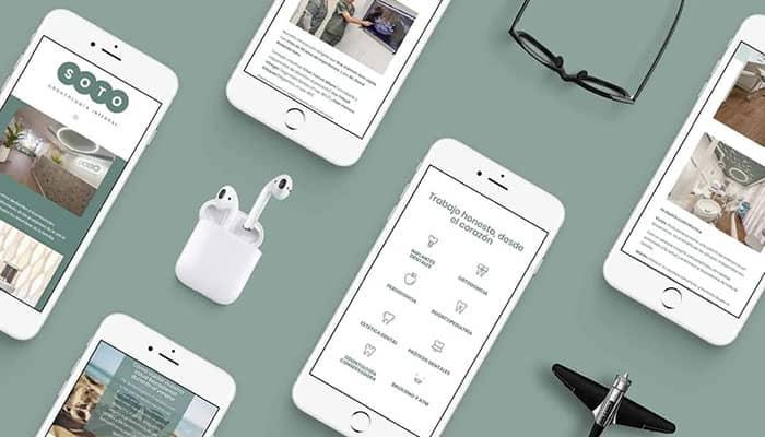 diseño web moviles en castellon