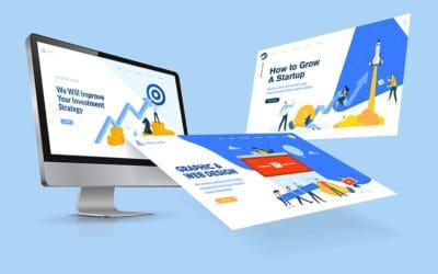 Diseño web vs. Desarrollo web